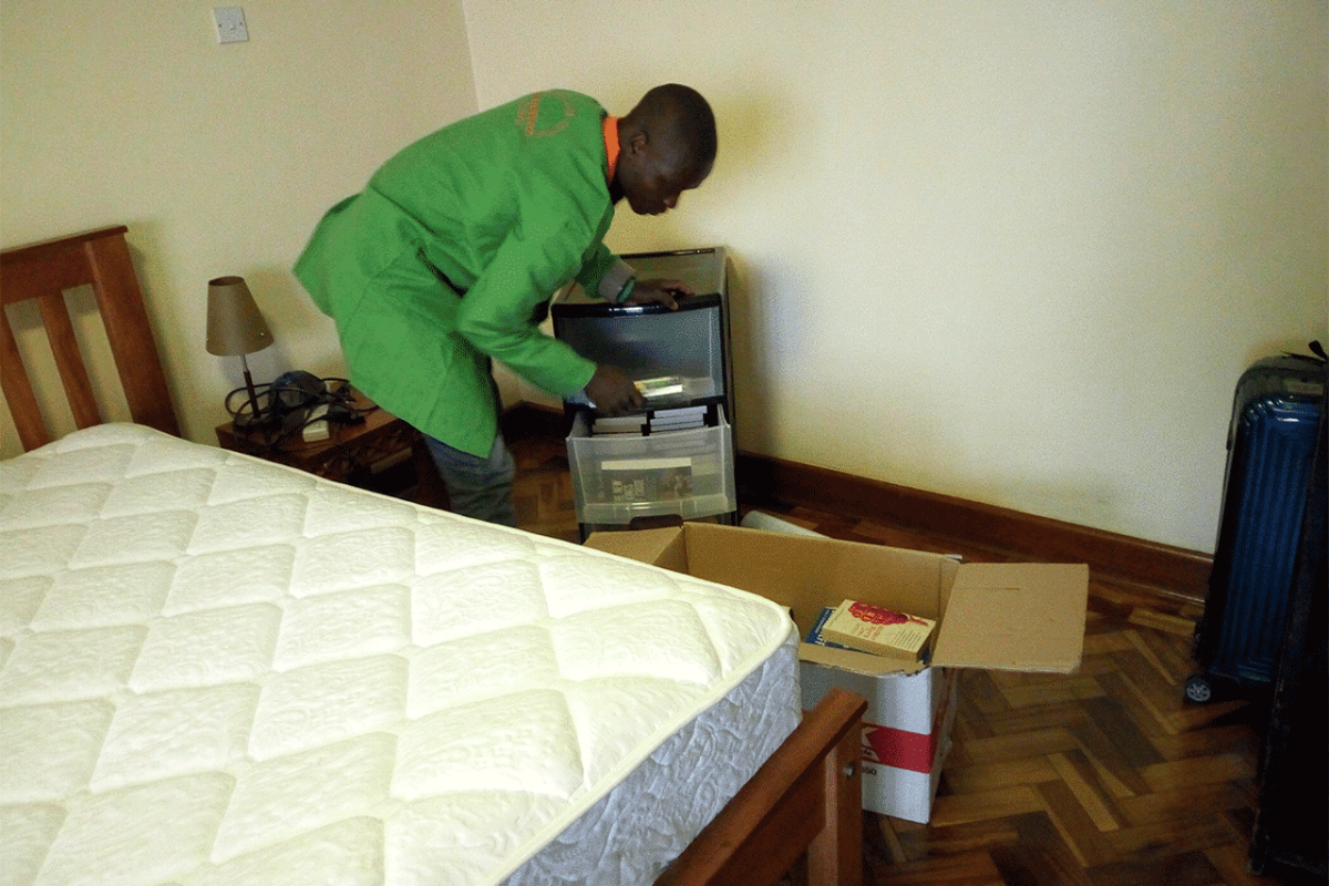 movers in kenya bedroom packing